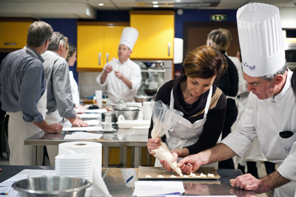 French cooking schools