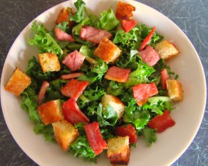 bacon salad