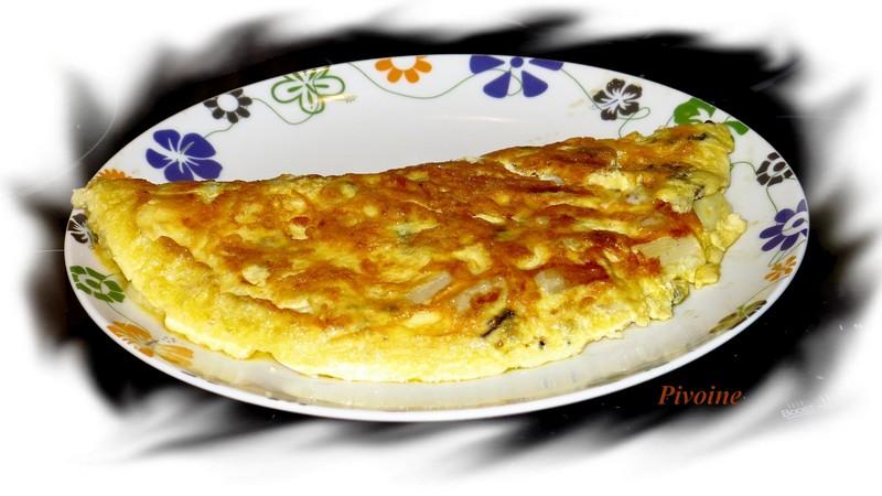 omelette comtoise