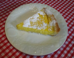 A Lemon Tart Recipe you can make at home.