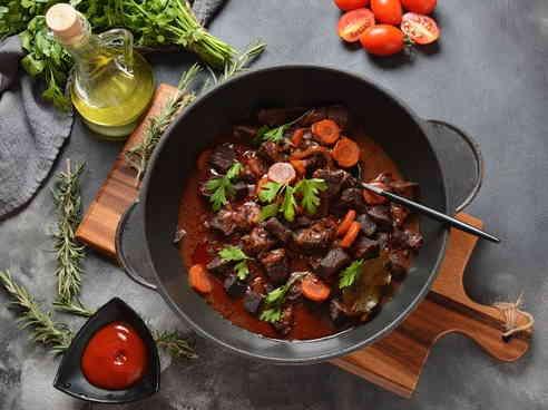 beef bourguignon
