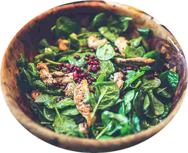 chicken-salad-recipe-with-almonds-and-watercress