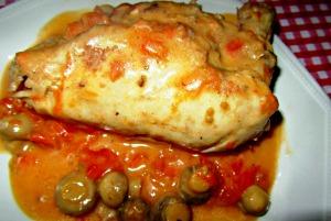 chicken celestine