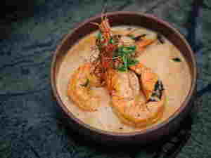 shrimp-bisque