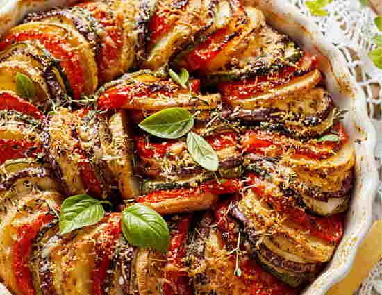 vegetable-bake