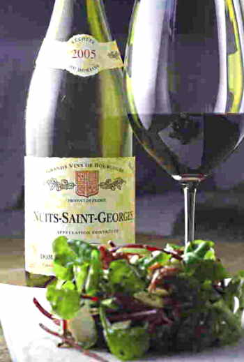 wine-with-salad