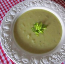 easy celery soup