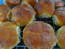 Petit pains au lait or classic French milk rolls from French recipes to love