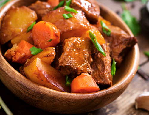 A French Beef Stew Recipe