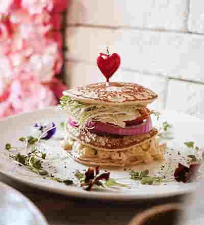 savory-buckwheat pancakes