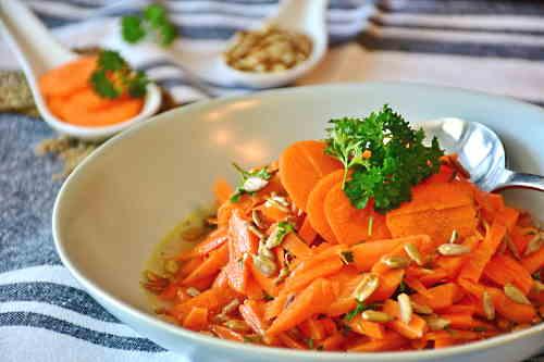 salade de carottes