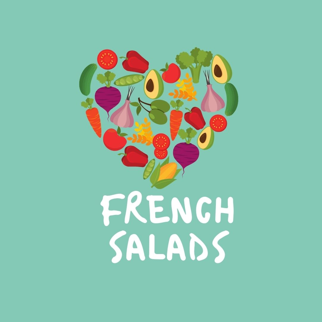 french salads