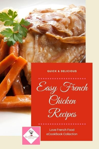 easy french chicken recipes