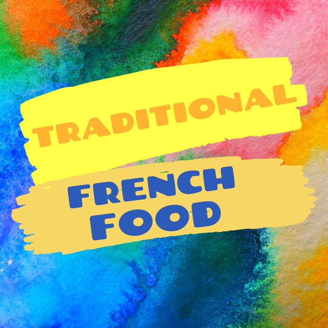 traditional french food
